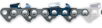 Цепь Winzor 76 зв., Rapid Super (RS), шаг 0.325, толщина 1,3 мм, фото 1