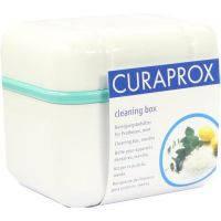Контейнер для хранения и замачивания зубных протезов Curaprox BDC 111