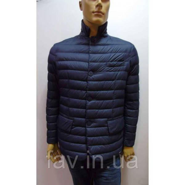 Пуховая мужская куртка GEOX - Интернет-магазин