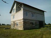 Продам недостроенный дом в г. Коростень