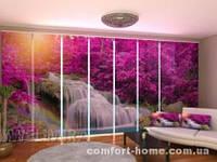 Панельная штора Прекрасный лес комплект 8 шт