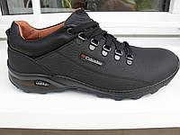 Туфли Columbia из натуральной кожи