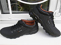 Акция!Весенние мужские туфли Columbia из натуральной кожи
