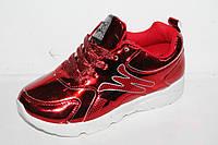 Новинки спортивной обуви. Кроссовки на девочек от фирмы Леопард FA92-12 (12пар 31-36)