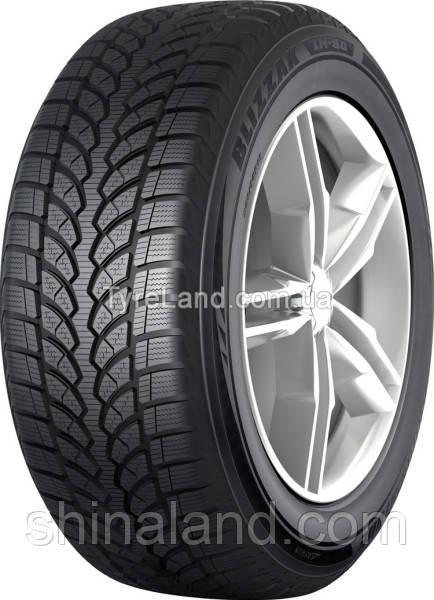 Зимние шины Bridgestone Blizzak LM-80 265/50 R19 110V XL Испания 2016