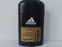 Tвердый мужской дезодорант антиперспирант Adidas Victory League (Адидас Виктори ) 53 мл.