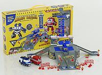 Детский гараж ZY-646 RT HN