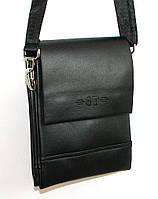 Мужская сумка через плечо барсетка Планшет Sergio Torretti 23х18см