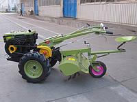 Мотоблок зубр дизельный JR-Q79E
