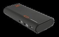 Дополнительная батарея TRUST URBAN REVOLT Cinco Powerbank 13000 Black