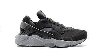 "Кроссовки Nike Air Huarache ""Black/Grey"""
