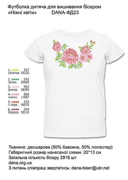 Ніжні квіти. Розмір 96см 104см 108см