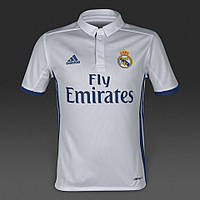 Футбольная форма 2016-2017 Реал Мадрид (Real Madrid), домашняя, белая, м1