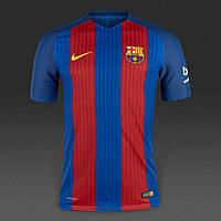 Футбольная форма 2016-2017 Барселона (Barcelona), домашняя, сине-гарантовая, м2