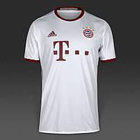 Футбольная форма 2016-2017 Бавария (Bayern), выездная, белая, м10