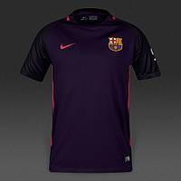 Футбольная форма 2016-2017 Барселона (Barcelona), выездная, фиолетовая, м11