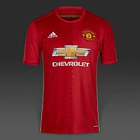 Футбольная форма 2016-2017 Манчестер Юнайтед (Manchester United), домашняя, красная, м25