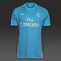 Футбольная форма 2016-2017 Реал Мадрид (Real Madrid), вратарская, синяя, м33