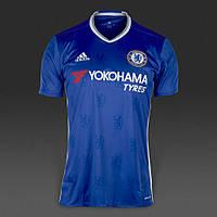 Футбольная форма 2016-2017 Челси (Chelsea), домашняя, синяя, м40