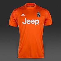 Футбольная форма 2016-2017 Ювентус (Juventus), вратарская, оранжевая, м45