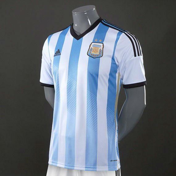 4d36b907e464 Футбольная форма сб. Аргентина ЧМ 2014 - Спортивный интернет гипермаркет