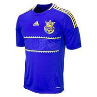 Футбольная форма сб. Украина ЧМ 2014, синяя, т11
