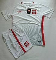 Футбольная форма Cб. Польши ЧЕ 2016
