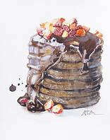 Курси кулінарної илюстрації