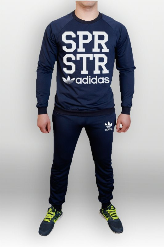 d27fdfd5e660 Спортивный костюм Adidas, адидас, синий, реглан, хлопковий, спортивный, в  ассортименте