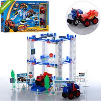 Детский гараж RMT-ZY-653 HN