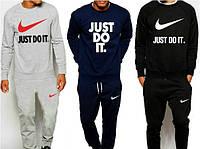 Спортивный костюм Nike, хорошего качества, мужской/женский, молодёжный, К156