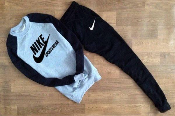 7f171ea0 Спортивный костюм Nike, спортивный костюм найк, мужской, стильный,  молодёжный, К157,