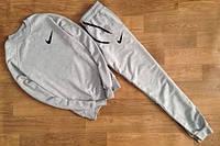 Зимний спортивный костюм, теплый костюм Nike, Найк, отличного качества костюм, унисекс, К175