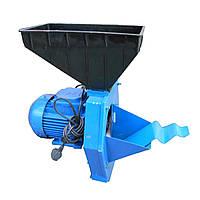 Зернодробилка Эликор 1: переработка зерна и овощей 180-480 кг/ч, 1,7 кВт, 220 В, 75х29,5х45 см