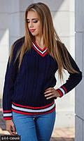 Женский пуловер. Разные цвета