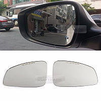 Renault Fluence 2010-16 зеркало левое правое стекляшки в зеркала новые