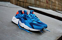 "Кроссовки Nike Air Huarache ""Photo Blue"""