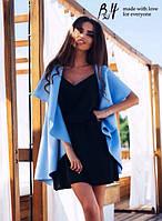 Женское платье ТМ B&H  в черном цвете