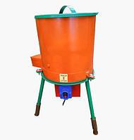Корморезка универсальная Бочка: переработка сырья до 400 кг/ч, бункер 7 л, 0,18 кВт, 220 В