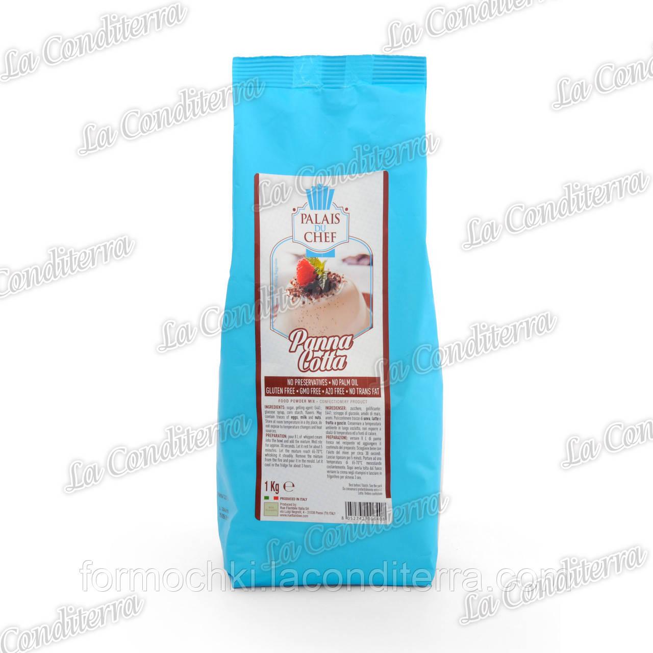 Смесь для крема десерта «Панна-Котта», 1 кг