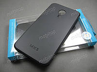 Полимерный TPU чехол Cocose Meizu MX5 (черный)