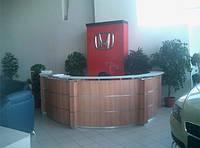 Административная стойка в автоцентр HONDA