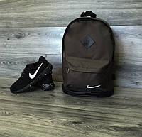 Черный рюкзак Nike