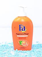 Жидкое мыло FA Чистота и свежесть грейпфрута, 250гр