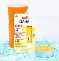 Бальзам для губ Isana Lippenpflege SUN 4,8g