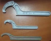Муфтовые ключи нержавеющие Ду25-Ду65
