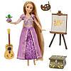 Кукла Рапунцель поющая Дисней делюкс Rapunzel Deluxe Talking Doll Set