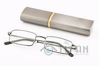 Очки с диоптриями в футляре В 7810 для зрения