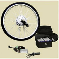 Электронаборы 350W для велосипедов.