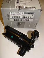 Насос омывателя лобового стекла Nissan Tiida C11X  28920-EL00A